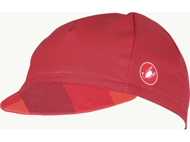 Castelli Free Cycling Cap red